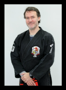 Mr Gary Murry Instructor Santa Clara Kenpo Academy