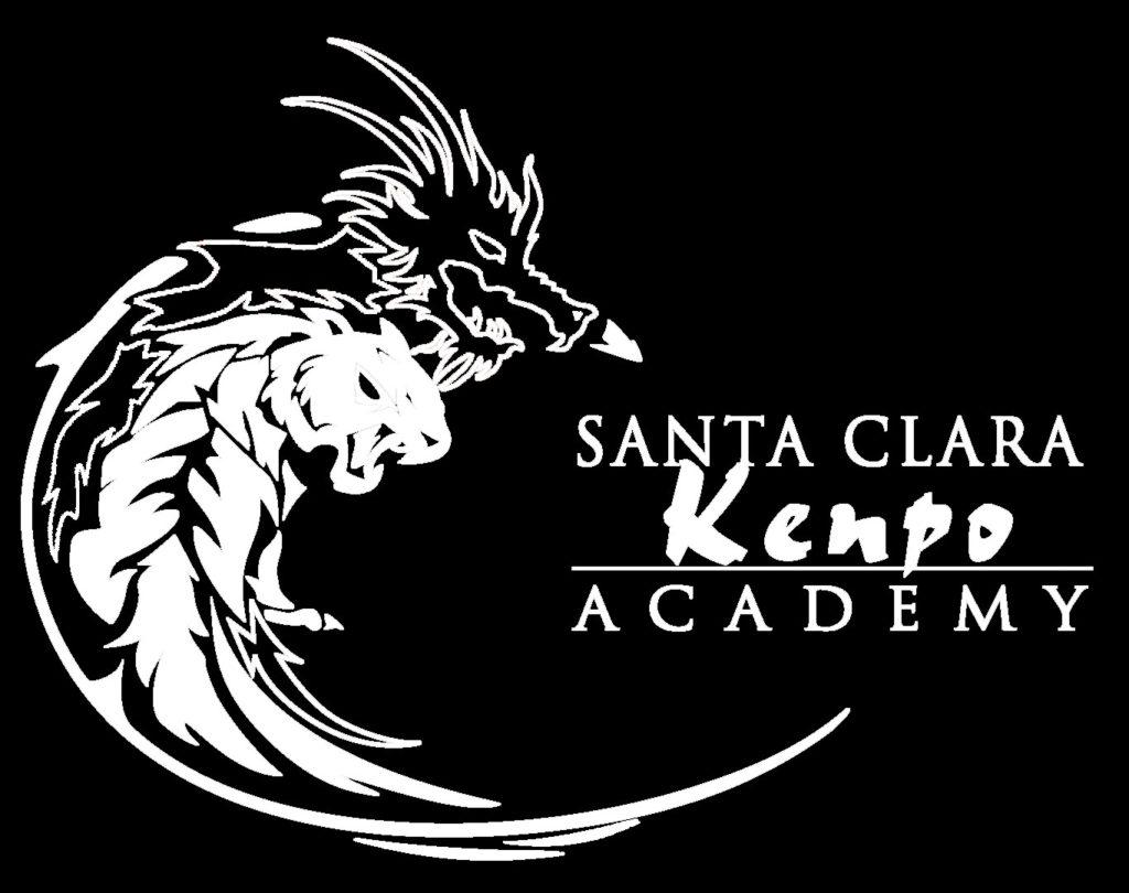 Santa Clara Kenpo Academy Logo Martial Arts School Karate