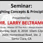 Larry Beltramo Kenpo Seminar Sept 8 2018 thumb3