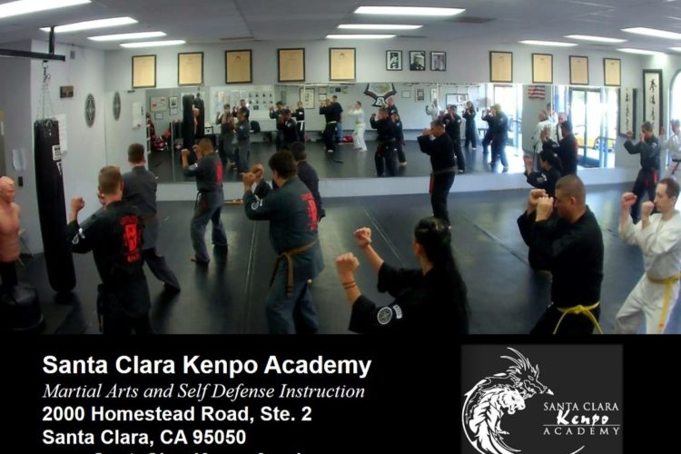 Martial Arts Classes Santa Clara Kenpo Academy